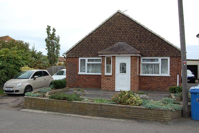Thumbnail Bungalow to rent in Chaffes Lane, Upchurch, Sittingbourne, Kent
