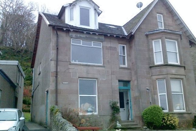 Thumbnail Flat to rent in Shore Road, Cove, Helensburgh