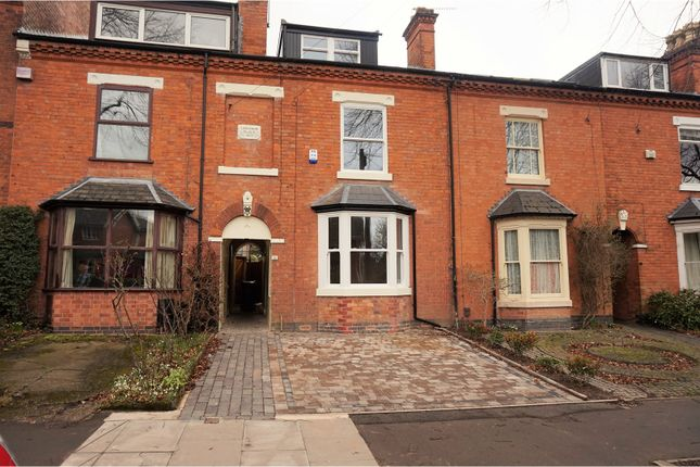 Thumbnail Terraced house for sale in Selly Oak Road, Bournville