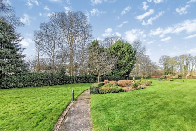 Communal Gardens of Minster Court, Bracebridge Heath, Lincoln LN4