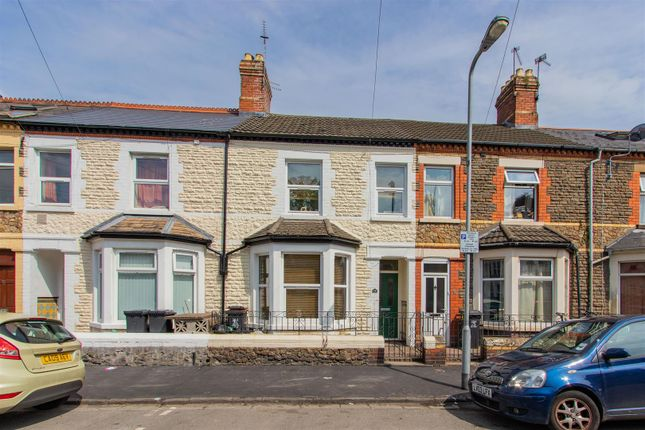 3 bedroom property for sale in Alfred Street, Roath, Cardiff