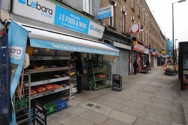 Thumbnail Retail premises for sale in Hill Court, Blackstock Road, London