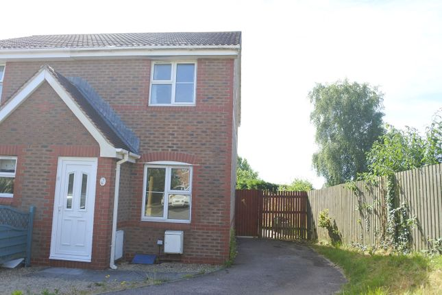 Thumbnail Semi-detached house to rent in St Teilo Court, Undy, Caldicot