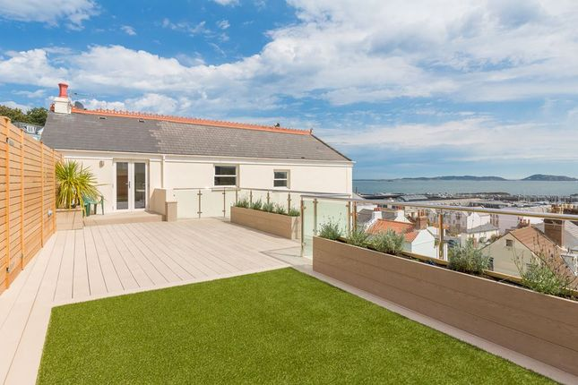Thumbnail 4 bed flat to rent in Bruce Lane, St. Peter Port, Guernsey