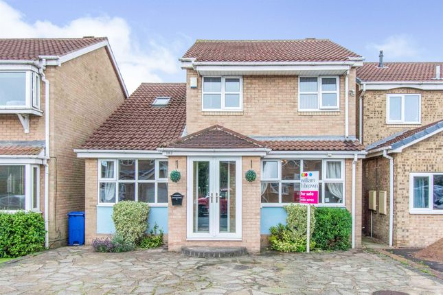 Thumbnail Detached house for sale in Cedar Road, Balby, Doncaster