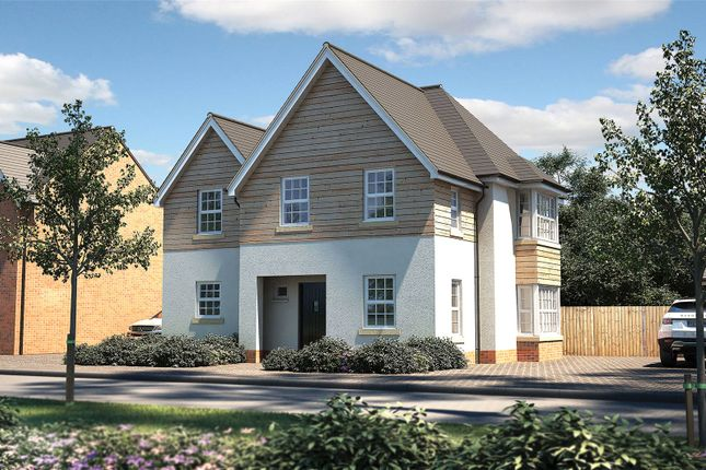 Thumbnail Detached house for sale in Seabrook Orchards, Topsham Road, Topsha, Exeter, Devon