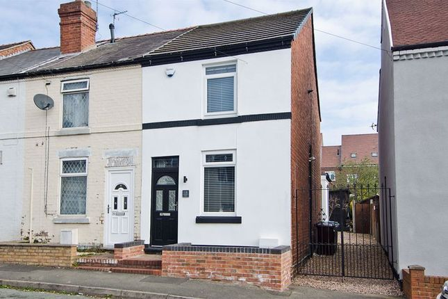 2 bed property for sale in Heath Street, Hednesford, Cannock WS12