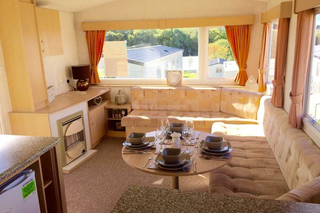 Mobile/park home for sale in Whitecliff Bay Holiday Park, Hillway Road, Bembridge, Isle Of Wight