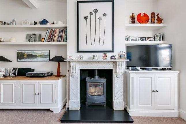 Reception Room of Haldon Road, London SW18