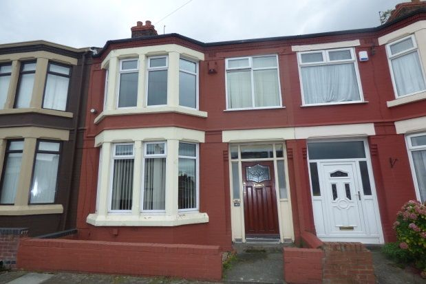 Thumbnail Property to rent in Harradon Road, Walton, Liverpool