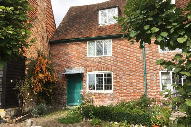 Thumbnail Cottage for sale in 7 The Walks, The Green, Groombridge, Tunbridge Wells, Kent