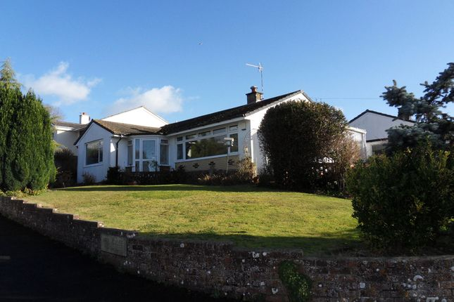 Thumbnail Detached bungalow for sale in Vale Close, Galmpton, Brixham