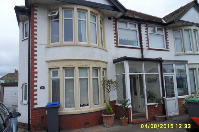 Thumbnail Semi-detached house to rent in Fleetwood Rd, Thornton, Cleveleys