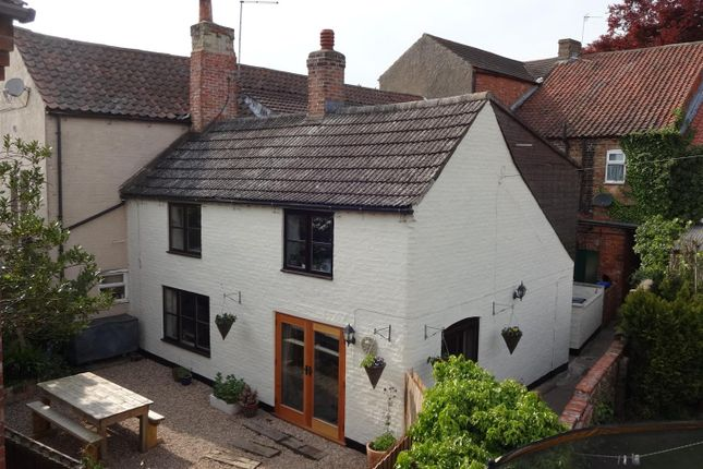 Thumbnail Cottage for sale in Church Lane, Bardney, Lincoln