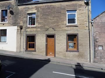 Thumbnail Flat to rent in Home Street, Eyemouth