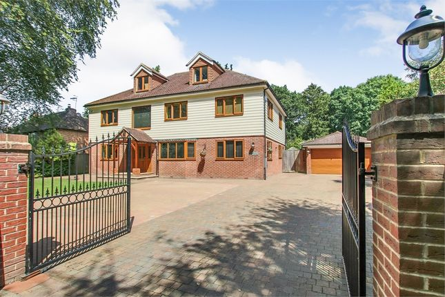 Thumbnail Detached house for sale in Mill Lane, Felbridge, Surrey