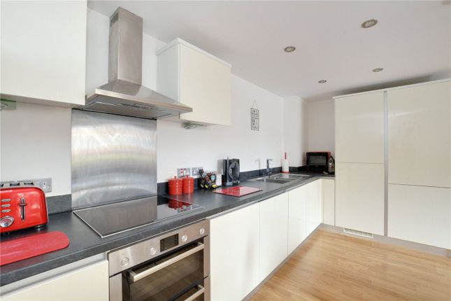 Kitchen of St James House, 52 Blackheath Hill, London SE10