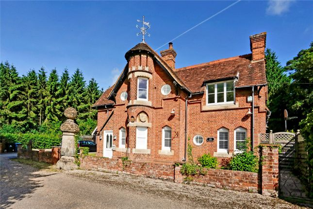 Thumbnail Detached house for sale in Harleyford Lane, Marlow, Buckinghamshire