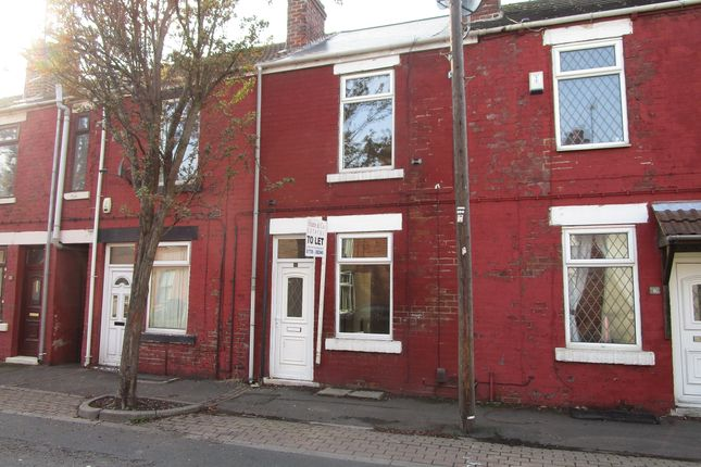 Thumbnail Terraced house to rent in Britain Street, Mexborough