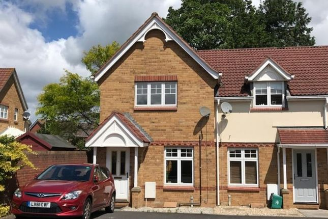 Thumbnail End terrace house to rent in Eaton Crescent, Taunton, Somerset