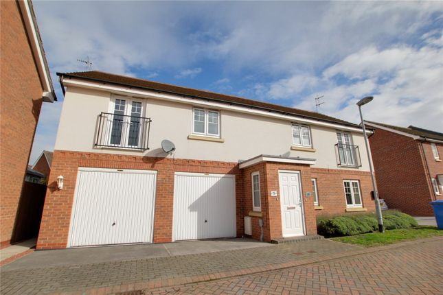 Thumbnail Flat to rent in Hidcote Walk, Welton, East Riding Of Yorkshi