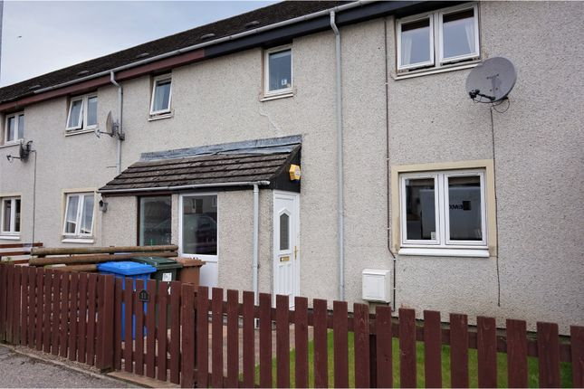Thumbnail Terraced house for sale in Maclean Court, Inverness