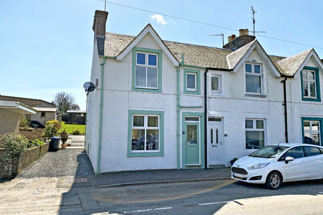 Thumbnail Terraced house for sale in Twynholm, Kirkcudbright