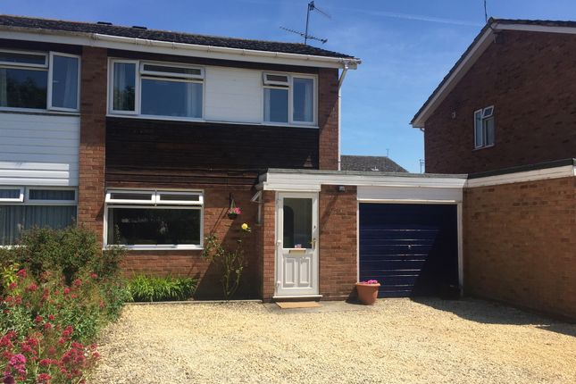 Thumbnail Semi-detached house for sale in Wessons Road, Bidford-On-Avon, Alcester