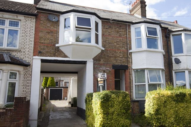 Thumbnail Maisonette for sale in Diamond Road, Watford
