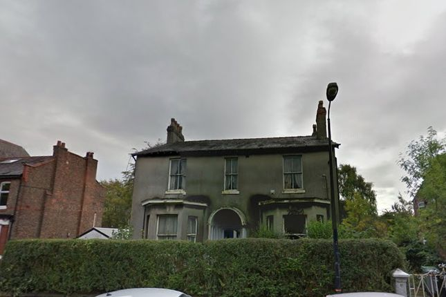 Thumbnail Detached house for sale in Hope Road, Sale