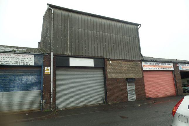 Thumbnail Industrial for sale in Henry Street East, Sunderland