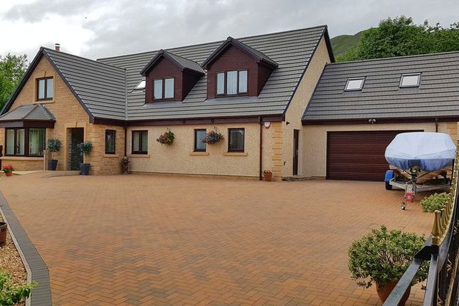 Thumbnail Detached house for sale in Glenview, Bard's Way, Tillicoultry
