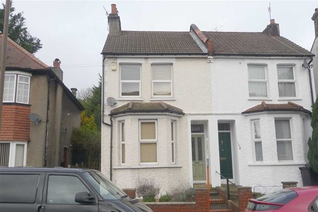 Thumbnail Semi-detached house to rent in Dene Close, Outwood Lane, Chipstead, Coulsdon
