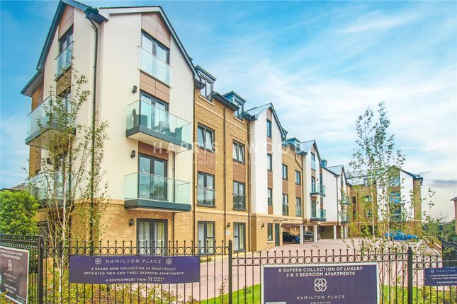 2 bed flat to rent in Hamilton Place, Colchester CO1
