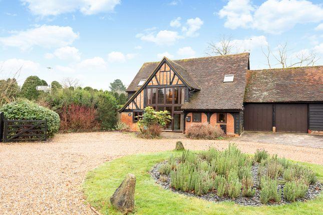 Thumbnail Link-detached house for sale in Robin Hood Way, Winnersh, Wokingham
