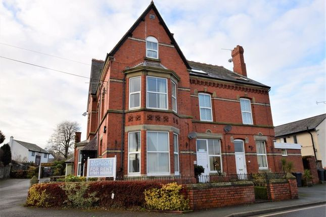 2 bed flat for sale in North Street, Caerwys, Mold CH7