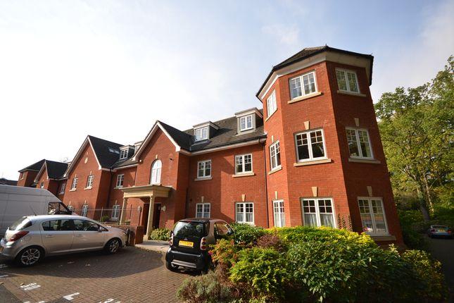 Thumbnail Flat to rent in Crookham Road, Fleet