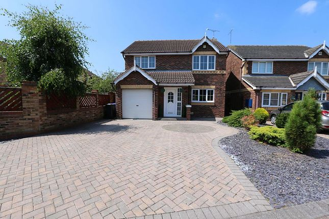 Thumbnail Detached house for sale in Fair Holme View, Armthorpe, Doncaster, South Yorkshire