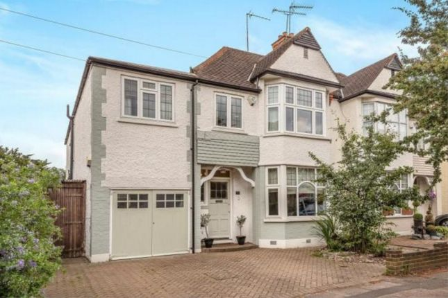 Thumbnail Detached house to rent in Bramber Road, Finchley