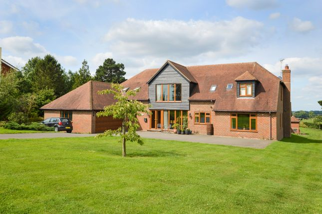 Thumbnail Detached house for sale in Lees Road, Ashford Kent