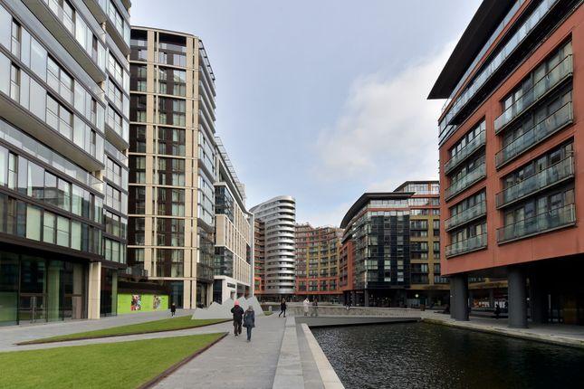 Thumbnail Flat for sale in Peninsula Apartments, Praed Street, London