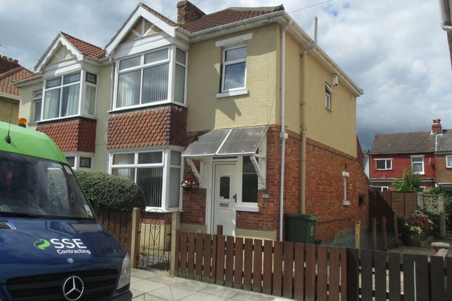 3 bed semi-detached house for sale in Vernon Road, Portsmouth