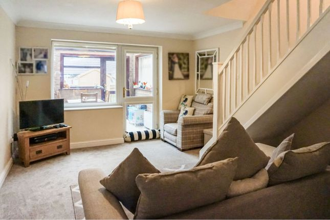 Thumbnail Terraced house to rent in Deene Close, Grimsby