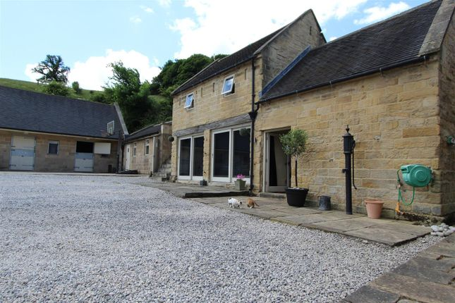 Thumbnail Barn conversion to rent in Off Callow Lane, Callow, Wirksworth