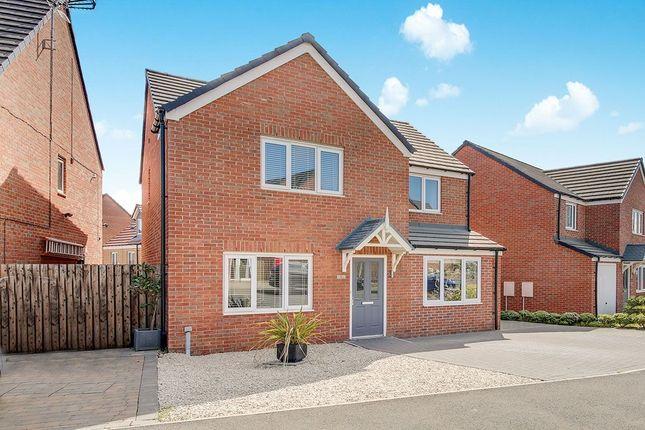 Thumbnail Detached house for sale in Sunningdale Road, Ashington