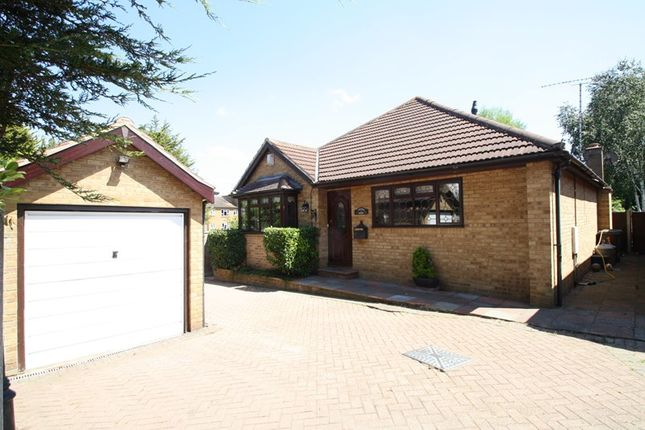 Thumbnail Detached bungalow for sale in Queen Annes Mews, Westcliff-On-Sea