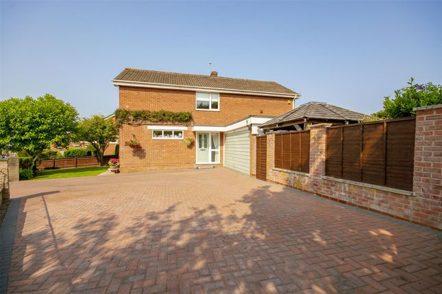Detached house for sale in Overstrand Close, Arnold, Nottinghamshire