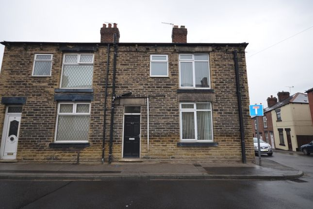 Thumbnail Terraced house to rent in Summer Lane, Wombwell, Barnsley