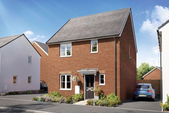 "Thumbnail Detached house for sale in ""The Elliot"" at Badgers Chase, Retford"