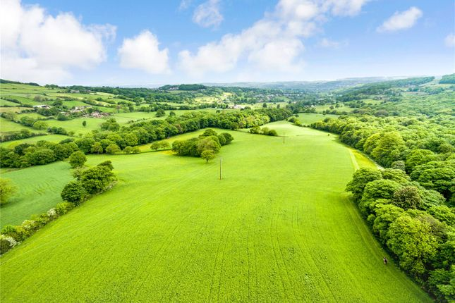 Thumbnail Land for sale in Land & Woodland At Roydhouse, Farnley Tyas, Huddersfield, West Yorkshire